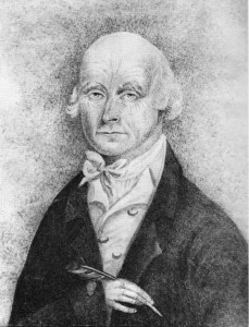 portrait of James Tytler by Hannah Crowninshield