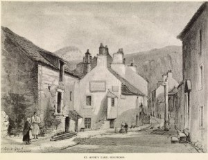 Houses in St Ann's Yards