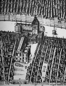 St Giles and the Luckenbooths, 1647