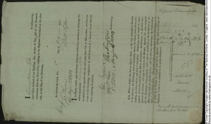Pension Record - Tytler William 1816 (2)